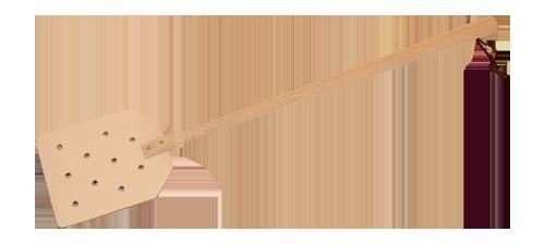 Lederfliegenklatsche