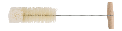 Reinigungsbürste mit Holzgriff