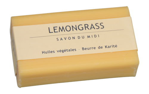 Lemongrass-Seife