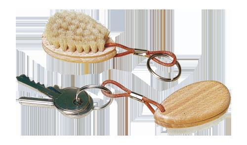 Bürsten-Schlüsselanhänger