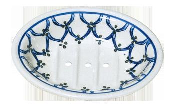 Keramik-Seifenschale