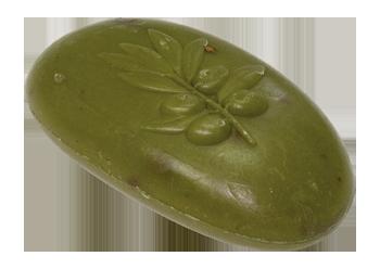 "Schafmilchseife ""Olive"""
