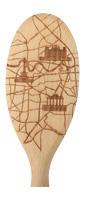Vorschau: Holzhaarbürste
